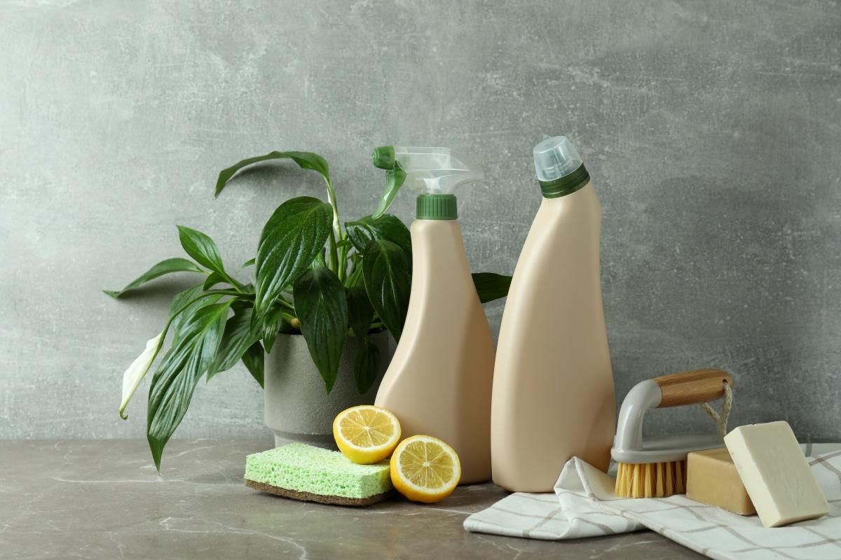 Naturalne środki do zmywania
